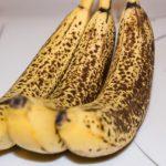 Яжте само добре узрели банани.