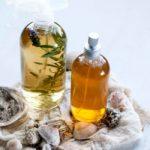 Sea spray за коса + спрей за тяло със зелен чай и морска сол