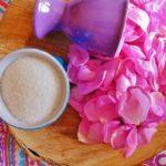 Рецепта за розова захар