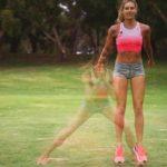 3 упражнения за изящни бедра (СНИМКИ + ВИДЕО + СТЪПКИ)