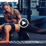 ВИДЕО: Тренировка с Адриана Лима