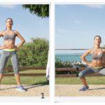 Тренировка за Крака + Корем (ВИДЕО)